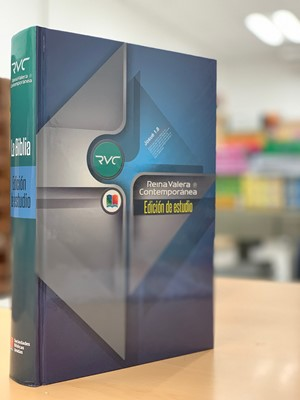 RVC Biblia Edición de Estudio (Tapa Dura)