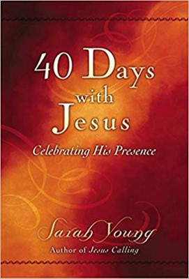 40 Day with Jesus (Rústico)