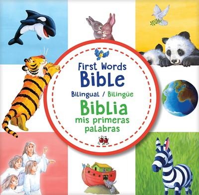 Biblia mis Primeras Palabras Biligue (Tapa Dura)