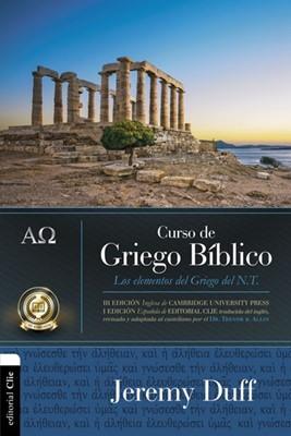 Curso de Griego Bíblico (Rústica)