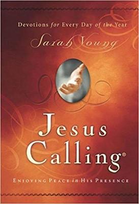Jesus Calling (Tapa Dura)