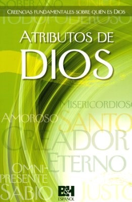 Atributos de Dios (Plastificado)