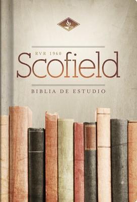 RVR 1960 Biblia de Estudio Scofield Índice (Tapa Dura)