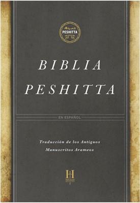 Biblia Peshitta con Índice (Imitación Piel, Negro)