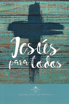 RVR 1960 Biblia Promesas Jesús para Todos (Rústico)