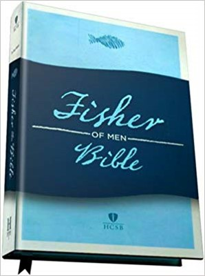 HCSB Fisher of Men Bible (Tapa Dura)