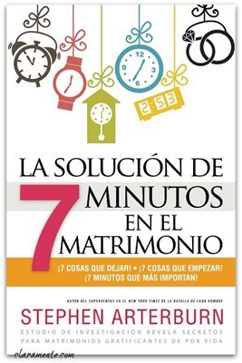 Solucion De 7 Minutos En El Matrimonio (Rustica)
