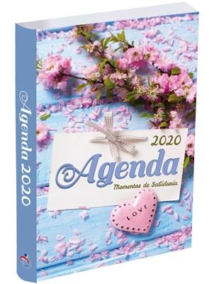 Agenda Prats 2020 - Corazón (Vinil Rosado)