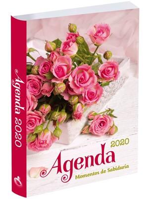 Agenda Prats 2020 - Rosas (Vinil Rosa)