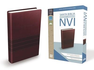 NVI Biblia de Regalos Y Premios (Imitación Piel Café)