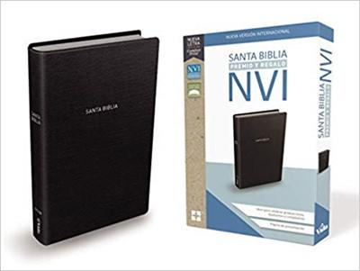 B - Biblia De Regalos Y Premios Nvi Imit Piel Negro (Piel)