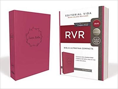 B - RVR Ultrafina Compacta, Soft-Touch, Rosa (Piel)