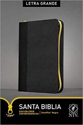 B-Ntv Edicion Ziper Referencia Lg Negro (SentiPiel)