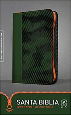 B-Ntv Edicion Ziper Verde-Bosque (Piel)