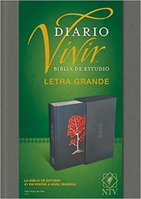 B-Ntv Estudio Diario Vivir (Tapa Dura)