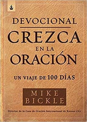 Devocional Crezca En La Oracion (Rústica)