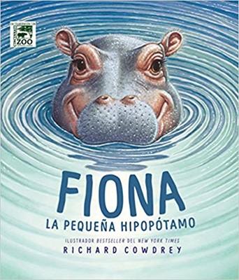 Fiona: La Pequeña Hipopotamo (Rústica)