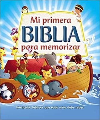 Mi Primera Biblia Para Memorizar (Rústica)