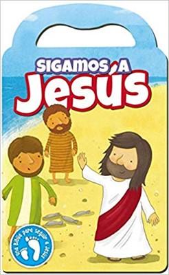 Sigamos A Jesus (Rústica)