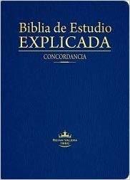 B - Biblia De Est. Explicada (Imitación Piel)