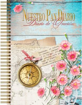 Diario de Oración Nuestro Pan Diario (Tapa dura con espiral)