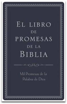 El Libro de promesas de la Biblia (Rústica)