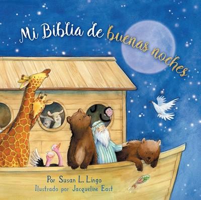 Mi Biblia De Buenas Noches (Tapa dura acolchada)