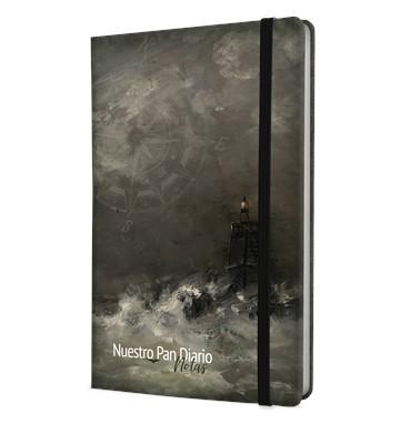 Nuestro Pan Diario - Cuaderno De Notas (Rústica)