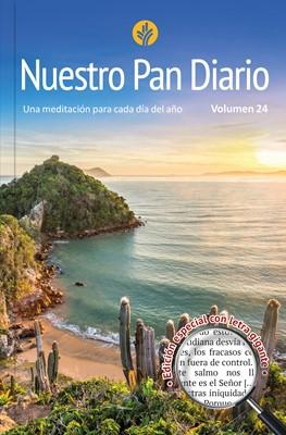 Nuestro Pan Diario - Paisaje Letra Grande (Rústica)