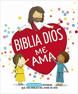 Biblia Dios me ama (Tapa Rústica)