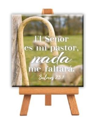 Minilienzo El Señor es mi Pastor (Lienzo)
