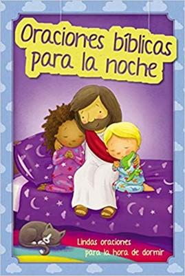 Oraciones bíblicas para la noche: (Tapa Dura)