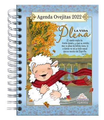 Agenda Ovejitas 2020 Soy Feliz (Tapa Dura, argollada)
