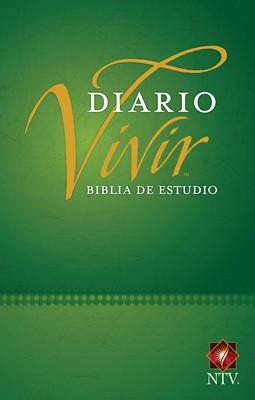 NTV Biblia Diario Vivir Tamaño Personal (Tapa Dura)