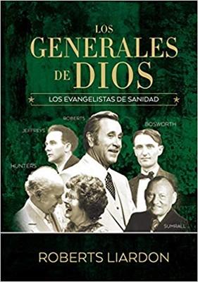 Los Generales De Dios IV (Tapa Dura)