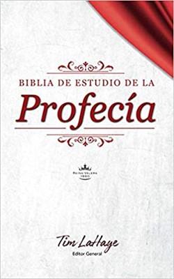 RVR 1960 Biblia de Estudio De La Profecia (Tapa Dura)