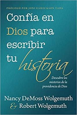 Confia En Dios Para Escribir Tu Historia (Rústico)