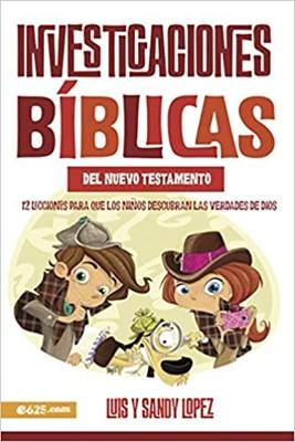 Investigaciones Bíblicas Del Nuevo Testamento (Rústico)