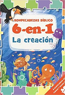 Rompecabezas Biblico , La Creacion (Rompecabezas)