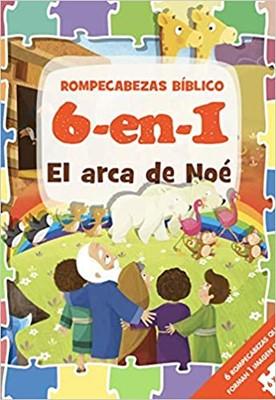 Rompecabezas Bíblico: El Arca De Noé (Rompecabezas)
