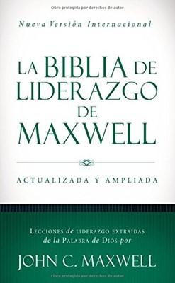 NVI Biblia de Liderazgo de Maxwell (Tapa Dura)