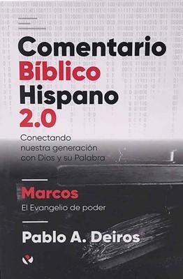 Comentario Bíblico Hispano 2.0 Marcos (Tapa dura)