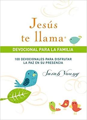 Jesús Llama Devocional Para La Familia (Tapa Dura)