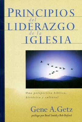 Principios De Liderazgo De La Iglesia (Rústica)