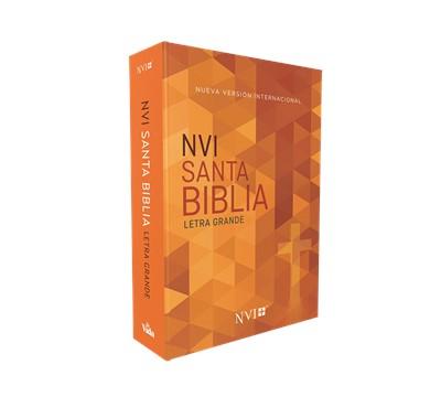 NVI Biblia Económica Letra Grande (Rústica)