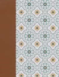NVI Biblia de Apuntes Azulejos Color Salvia (Símil piel, marrón)