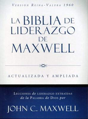 RVR 1960 Biblia de Liderazgo de Maxwell (Imitación Piel)