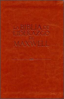 NVI La Biblia de Liderazgo de Maxwell (Piel Especial)