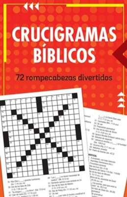 Crucigramas Bíblicos (Rústica)