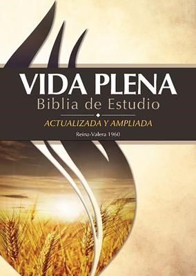 RVR 1960 Biblia De Estudio Vida Plena (Tapa Dura)